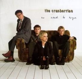 CranberriesNoNeedToArgueAlbumcover